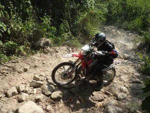 8 Day Enduro Motorcycle Tour in Pattaya, Thailand with Private Luxury Speedboat 5 Islands Day Tour