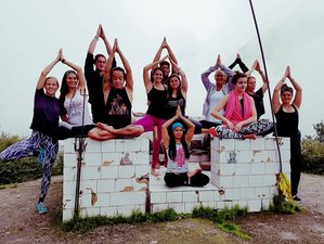 24 días profesorado de yoga Ashtanga Vinyasa Flow de 200 horas en Goa, India