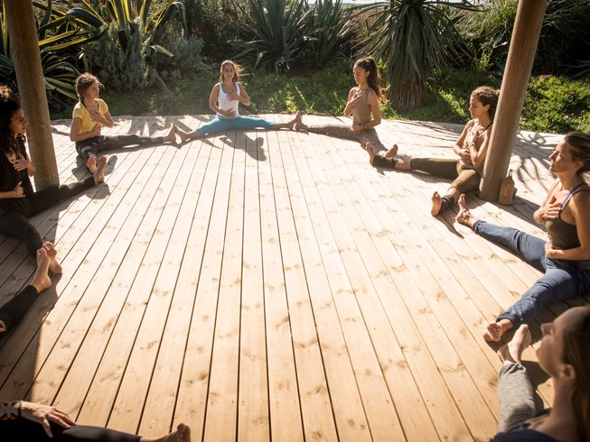 7 Days Yoga and Sound Healing Retreat in Portugal