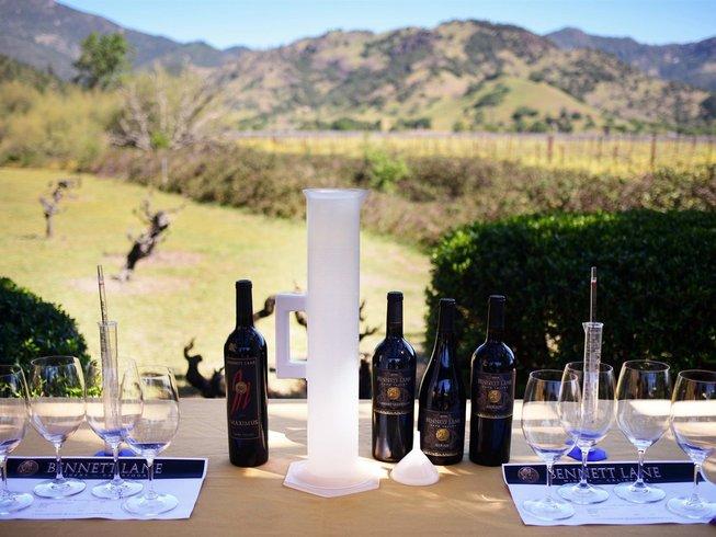 3 Days California Wine Holiday