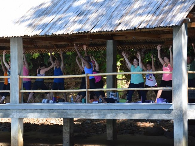 9 Tage Ayurveda Heilung Yoga Urlaub in Casco Viejo, Panama