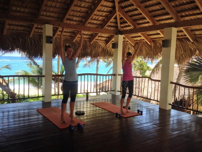 8 Days Women's Surf and Yoga Retreat in Caribbean