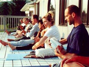 3 jours en séminaire d'initiation au Kriya yoga de Babaji en Estrie, Quebec