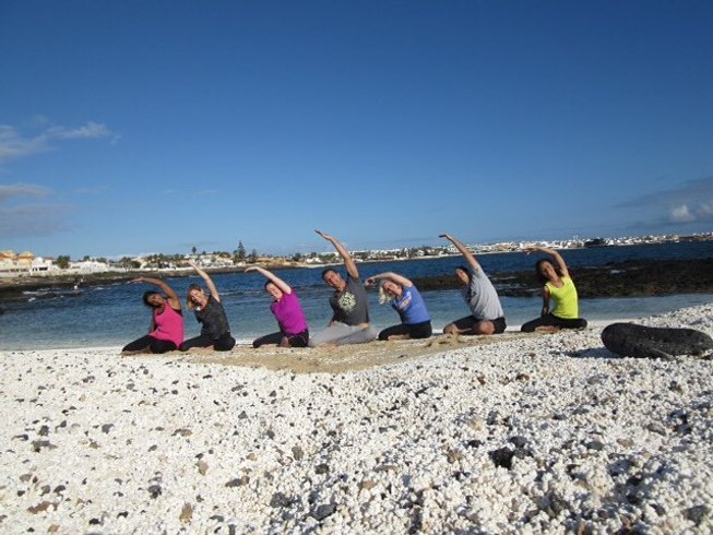 8 Days Yoga and Surf Holiday Spain