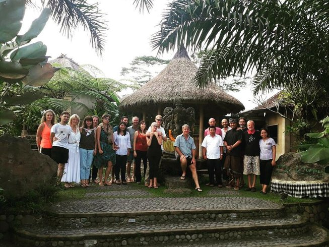 8 Days Surf and Yoga Retreat For Two in Bali