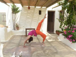 8 Days Creativity, Raw Food, and Yoga Retreat in Greece