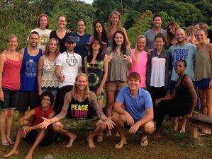 8 Days The Raw Advantage, Raw Food, Yoga and Surf Retreat in Costa Rica