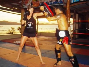 1 Week Private Muay Thai Training in Koh Yao Noi, Phang Nga