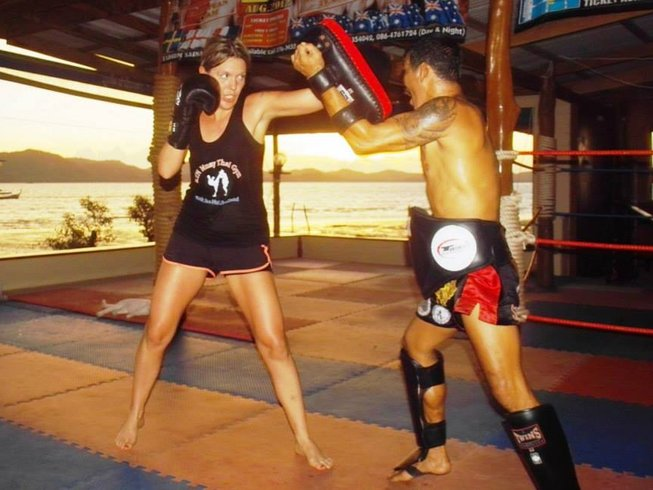1 Week Private Muay Thai Training in Thailand