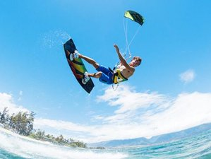 14 Days Summer Language and Kitesurfing Surf Camp Spain