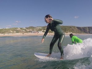 8 Day Pleasurable Surf Camp in Sintra, Lisbon District