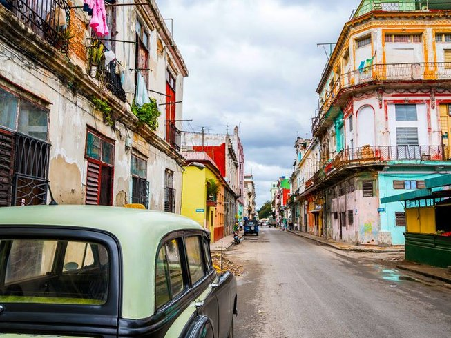 6 Days Salsa and Yoga Retreat in Cuba