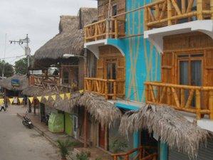 Hostal Karukera Surfers Friendly Accommodation in Montañita, Santa Elena