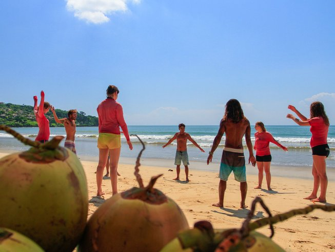 8 Days Fight, Surf and Yoga Retreat Bali