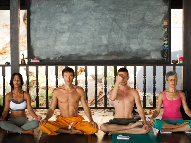 30 Days Foundation 200-Hour Yoga Teacher Training Thailand