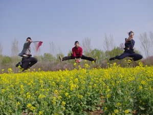 1 Year Full Time Shaolin Kung Fu Martial Arts Training in Tengzhou, China