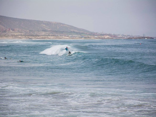 7 Days Yoga and Surf Holiday in Morocco