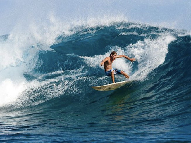 7 Days Surf Camp in Fiji