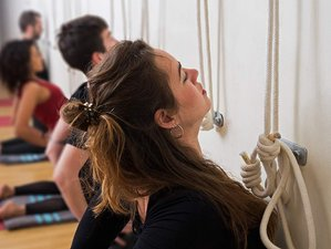 3 Days Yoga Immersion | Iyengar, Hatha, and Meditative Arts in the Mountains of Spain