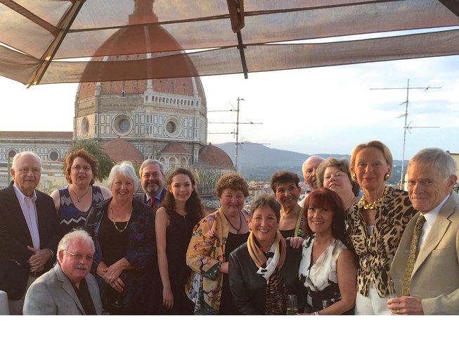 7 Days Italy Culinary Tour with Giuliano & Lael Hazan