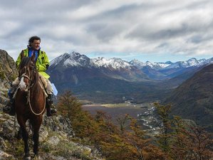 12 Days Horse Riding Tour in the Magical Atlantic Coast of Tierra Del Fuego, Argentina