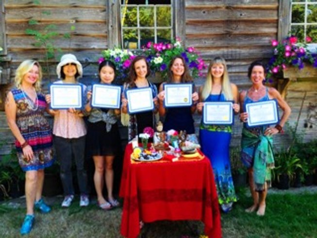 13 Days 200 Hr Women's Yoga Teacher Training in Van Isle, Canada