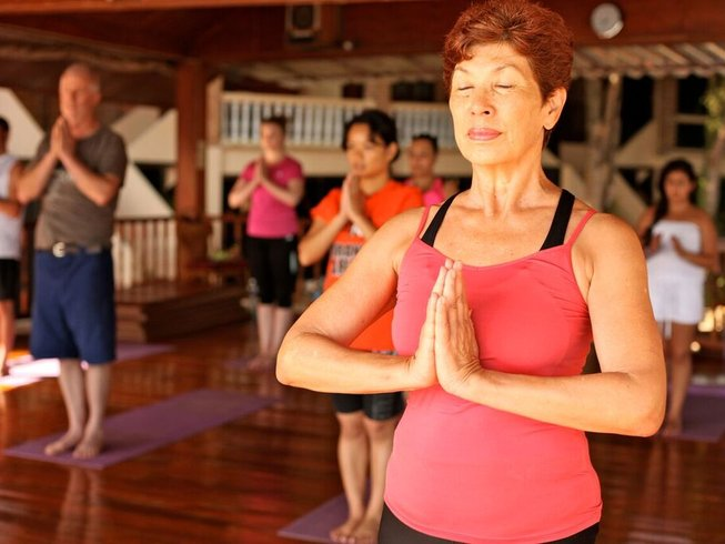7 Days Weight Loss Program and Yoga Detox in Thailand
