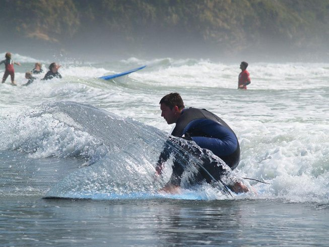 5 Days Surf Holiday in New Zealand