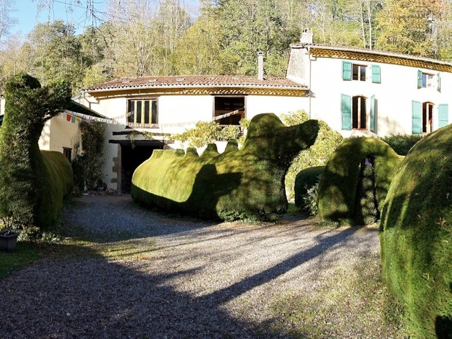 10 Days Tao Winter Meditation and Yoga Retreat in Ariege, France