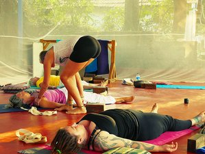 100-Hour Restorative Yoga Teacher Training Course in Goa