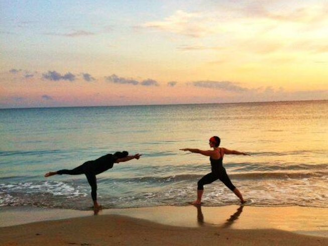 5 Days Yoga and Raw Food Cleanse in Alicante, Spain