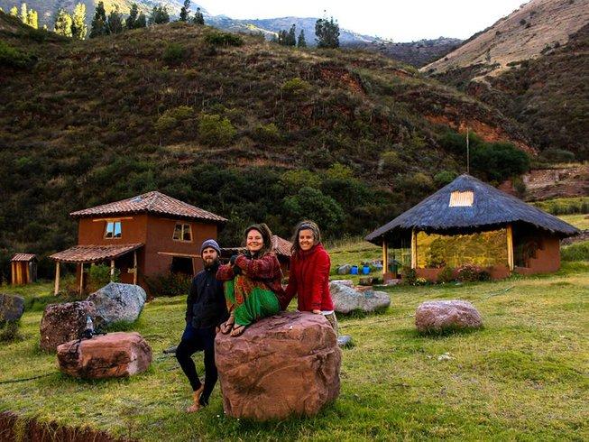 2 jours en stage de yoga au Pérou