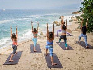 5 días de retiro de yoga y de surfear las olas del cambio, Puerto Vallarta