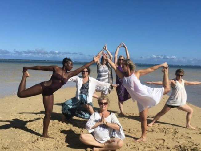 8 Days Deepening Iyengar Yoga Retreat in Fiji