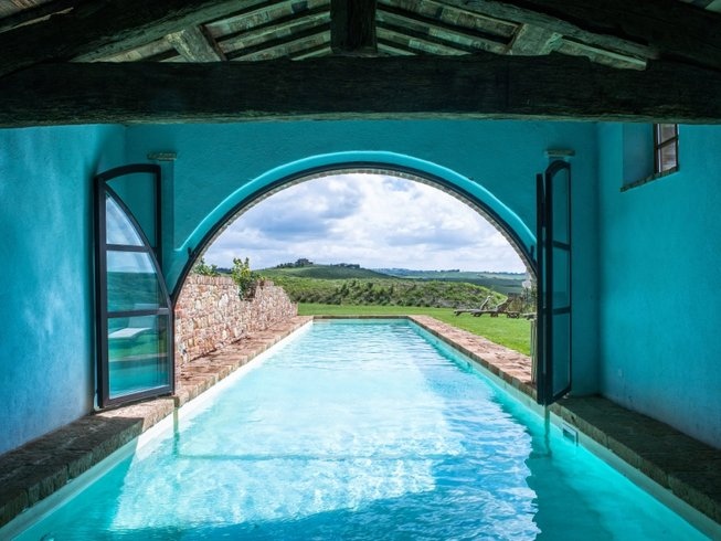 8 Days Walking and Yoga Retreat in Tuscany, Italy