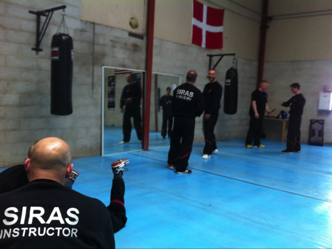 2 Days Intensive Close Combat Training Course in Denmark