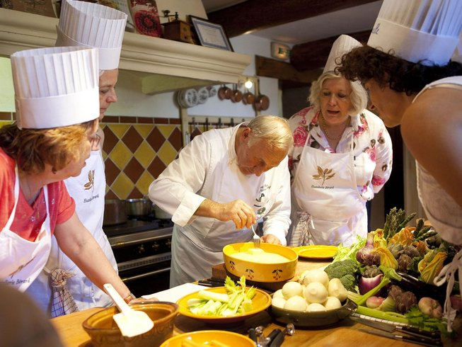 3 Days Cooking Holiday France