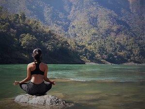 6-Daagse Meditatie en Yoga Retraite in Rishikesh, India