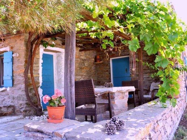 8 Days Digital Detox and Yoga Retreat in Greece
