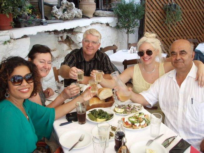 senior dating group in haiti cooking