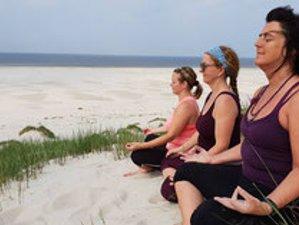 8 Tage Yoga Wellness und Detox Retreat auf Amrum an der Nordsee