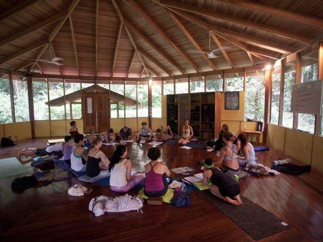 29 Days 200-Hour Yoga Teacher Training in Limón, Costa Rica