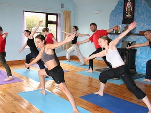 3 Day Yoga Bootcamp in Kinvarra, County Galway with Nimah Jones
