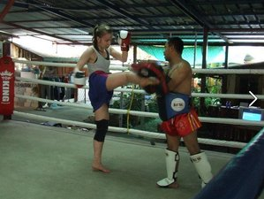 8 Days of Muay Thai in Prachuap Khiri Khan, Thailand