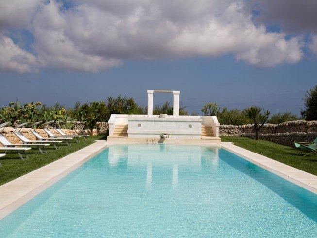 8 Tage Yoga Retreat in der Idylle Apuliens, Süditalien