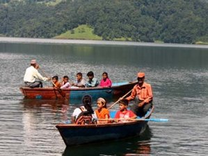 7 Day Lake View Yoga Holiday in Nepal