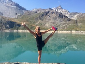 8 Days Activities and Yoga Retreat in the French Alps, France