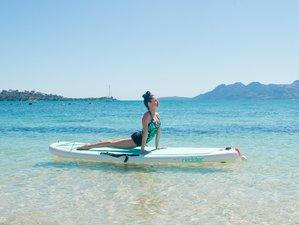 2 Day Private SUP Yoga Teacher Training in Mallorca island, Spain
