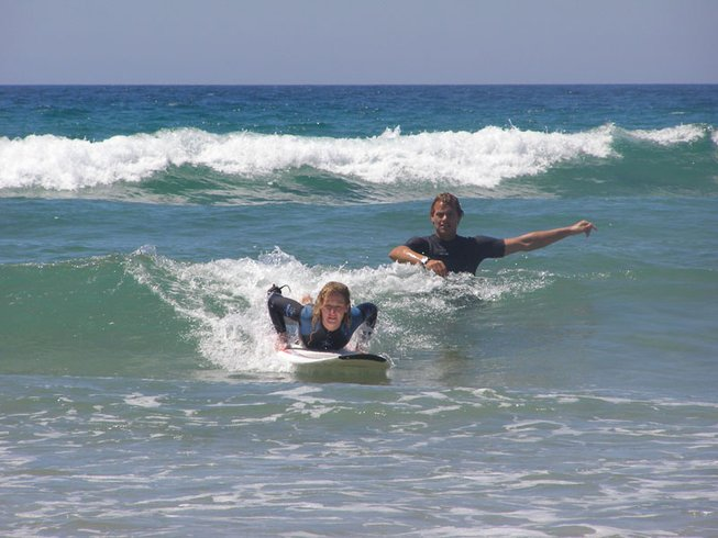 8 Days All Levels Surf Camp in Vale da Telha, Aljezur, Portugal