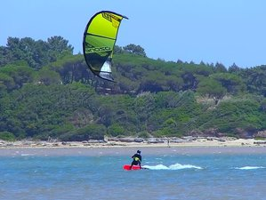 8 Days Kitesurfing Camp in Baleal Island, Peniche, Portugal